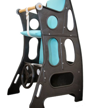 High Chair Rocker Table - Hokus Pokus - 3 in 1 Highchair